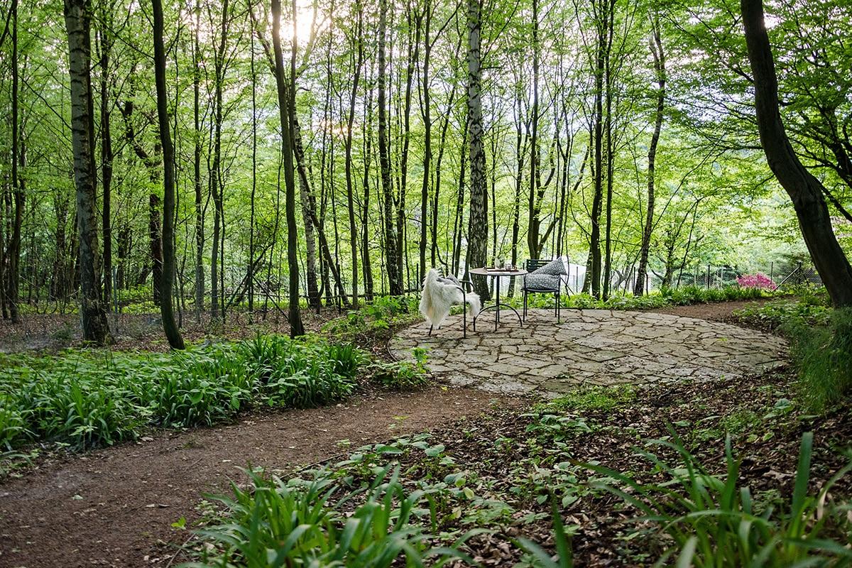 Zahrada s remízkem | Zahrady Hauf